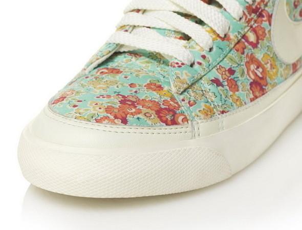 Цветущее лето Nike Sportswear и Liberty — Дизайн на Look At Me