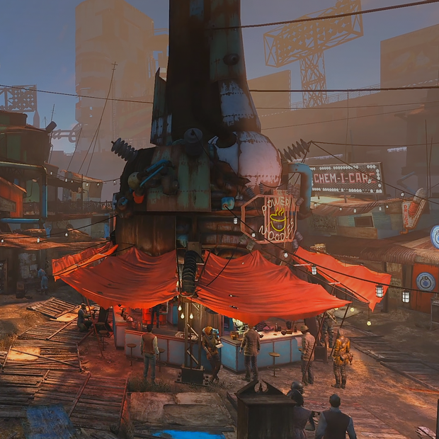 В чём главная проблема Fallout 4