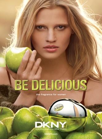Лара Стоун для Be Delicious DKNY — Мода на Look At Me