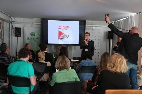 """Проект """"АРТКИНО"""" в Российском павильоне на 64-ом Международном Каннском кинофестивале — Короткий метр на Look At Me"""