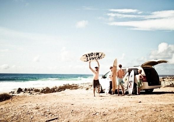 Кеган Гиббс и его солнечная Калифорния — Фотография на Look At Me