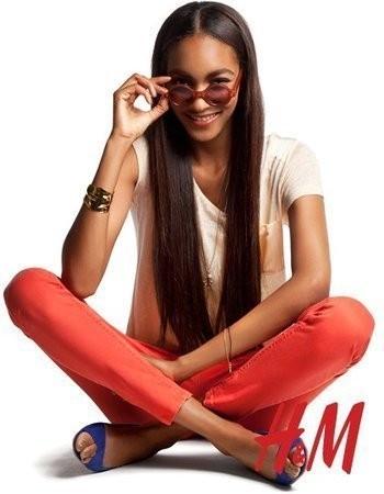 H&M Romantic Preppy Spring 2011 Campaign — Мода на Look At Me
