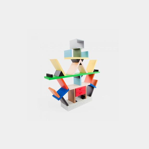 Икона эпохи: дизайн-группа Memphis