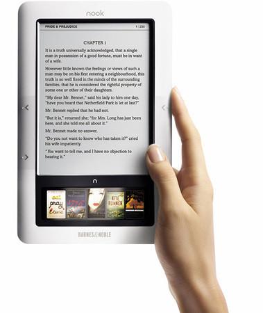 Microsoft судится с Barnes & Noble