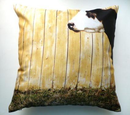 Новая коллекция дизайнерских подушек с фотографиями