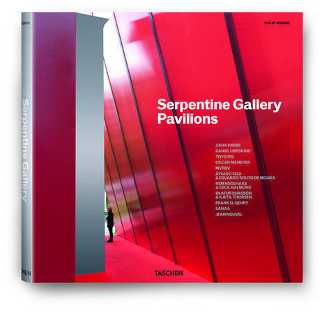 Serpentine Gallery Pavilions — Книги на Look At Me