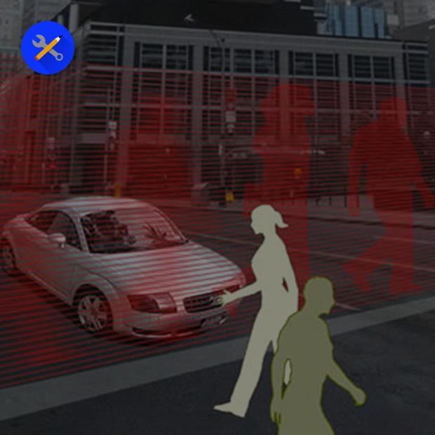 Светофор-голограмма — Концепт на Look At Me