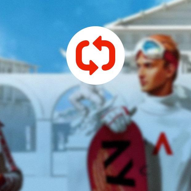 Редизайн: Новый логотип олимпийского комплекса «Лужники» — Эксперимент на Look At Me