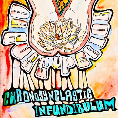 Премьера на LAM: Arcus Superior - ChronoSynclastic Infundibulum EP 2011 — Музыка на Look At Me
