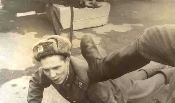 Песенка веселого солдата — Короткий метр на Look At Me