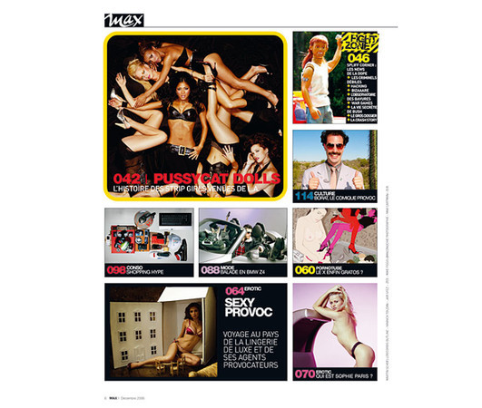 Новый журнал о мужской моде