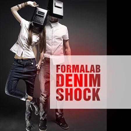 Лукбук FormaLab Denim Shok — Мода на Look At Me