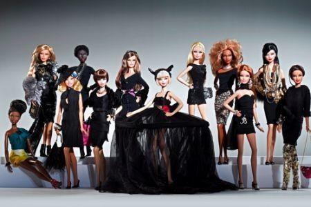 Самые дизайнерские Барби — Игры на Look At Me