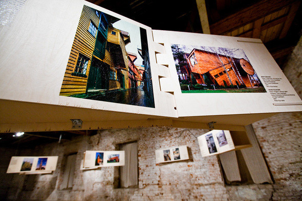 Уилл Прайс прочитал на курорте «Пирогово» лекцию об истории деревянной архитектуры — Стрит-арт на Look At Me