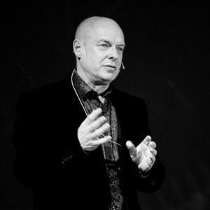 Лекция Брайана Ино (Brian Eno) о культуре и искусстве