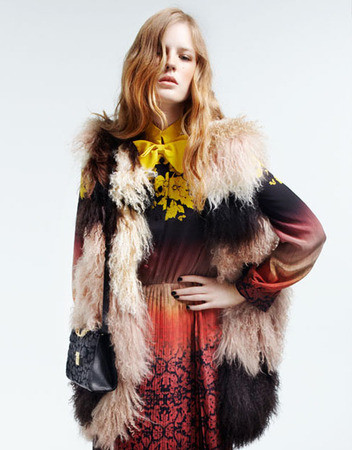 Topshop: FIRST LOOK FOR AUTUMN — Мода на Look At Me