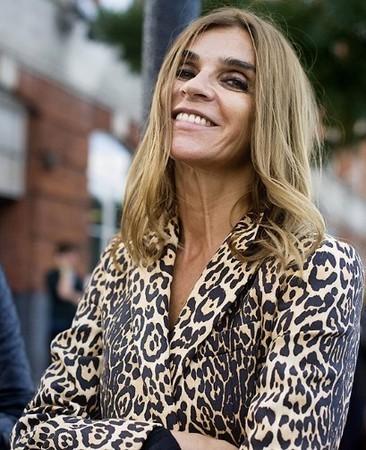 Conde Nast запрещает фотографам работать с Карин Ройтфельд — Новости на Look At Me