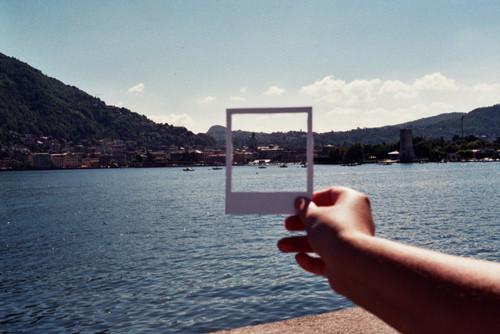Море и небо-два символа бесконечности