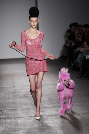 Коллекция Isaac Mizrahi на Неделе моды Mercedes Benz Fashion Week 2011 — Мода на Look At Me