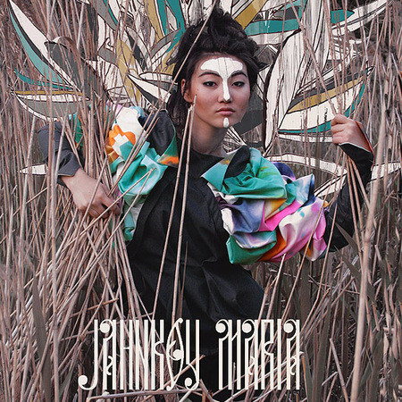 JAHNKOY MARIA — Мода на Look At Me