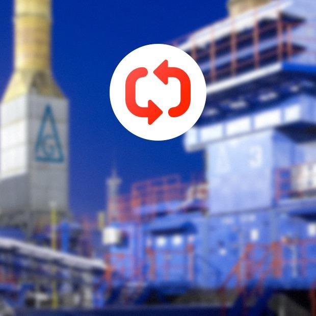 Редизайн: Новый логотип «Газпрома» — Эксперимент на Look At Me