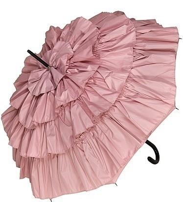 Укол (модным) зонтиком
