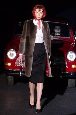 Рената Литвинова и ее меха — Мода на Look At Me