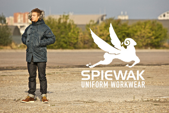 Spiewak Uniform workwear — Мода на Look At Me