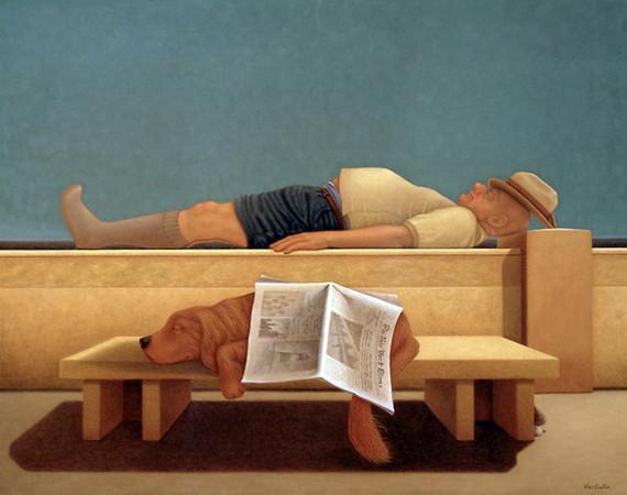 Художница Deborah Van Auten — Иллюстрация на Look At Me