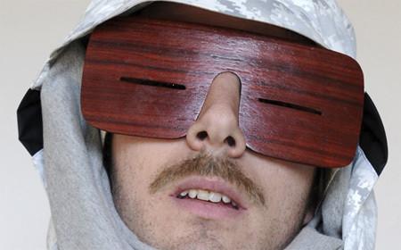 Тренд сезона - футуристические очки — Мода на Look At Me