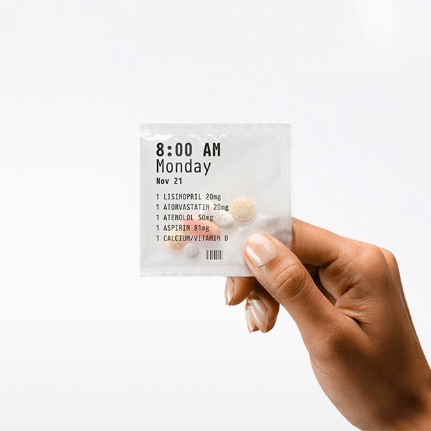 Объект желания: Подписка на лекарства Pill Pack — Покупка на Look At Me