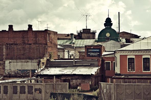 Омск, вне времени