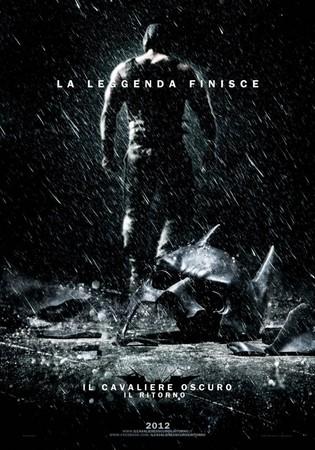 Тёмный рыцарь: Возрождение легенды — Кино на Look At Me