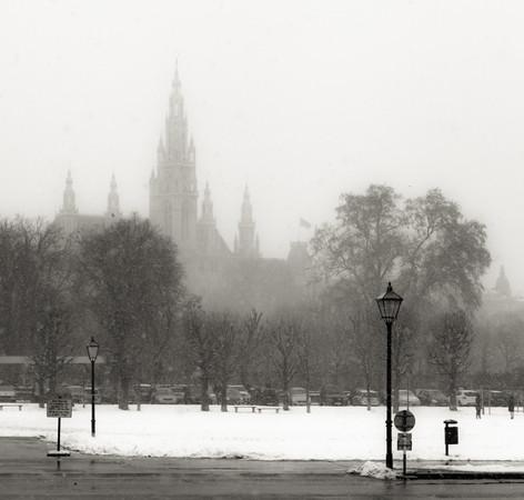 1 день в Вене