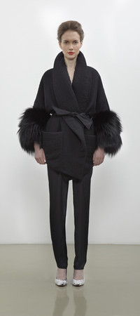 ALEXANDER ARNGOLDT AW 2010 — Мода на Look At Me