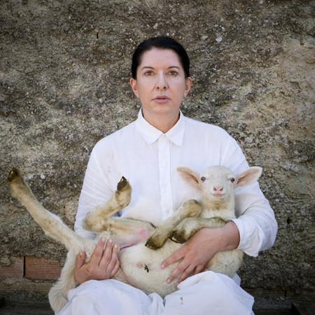 Марина Абрамович, художник — Другое на Look At Me