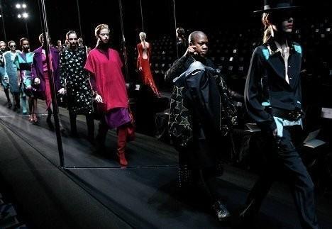 Неделя Моды в Нью-Йорке. New York Fashion Week — Мода на Look At Me