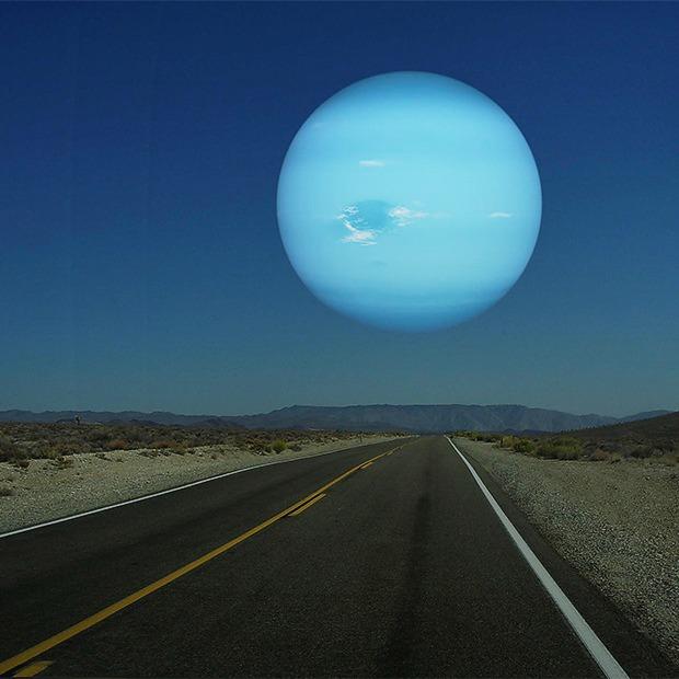Что будет, если заменить Луну планетами Солнечной системы — Репортаж на Look At Me