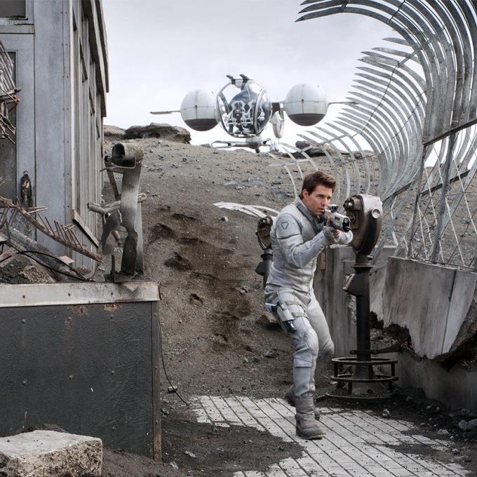 Том Круз в бегах — Крупный план на Look At Me