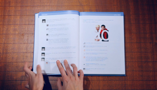 Facebook Book — Книги на Look At Me