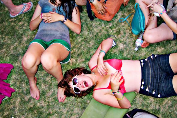 30 летних фестивалей — Летние фестивали на Look At Me