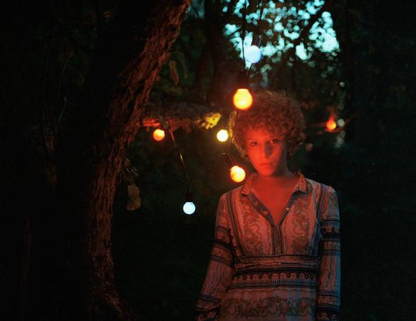Алина Орлова на фестивале «Les Nuits de Fourviere»