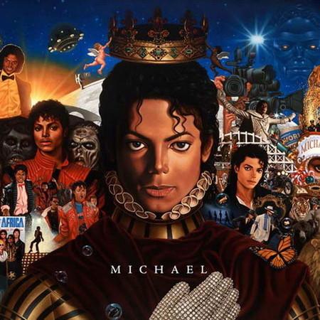 Новая песня и новый альбом Майкла Джексона — Музыка на Look At Me