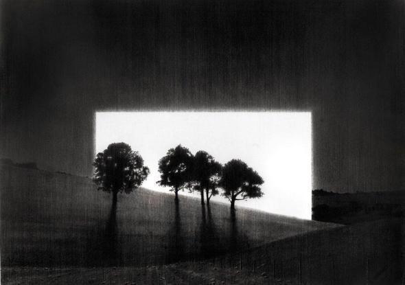 """Выставка Риса Джонса """"Контрольная проверка"""" в галерее """"Триумф"""" — Искусство на Look At Me"""