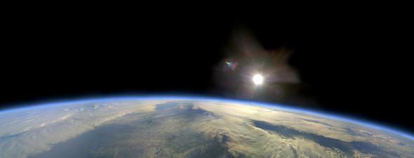 Полет в космос за 350 фунтов! — Наука и Технологии на Look At Me