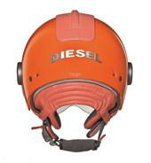 Шлемы для мотороллера DIESEL — Мода на Look At Me