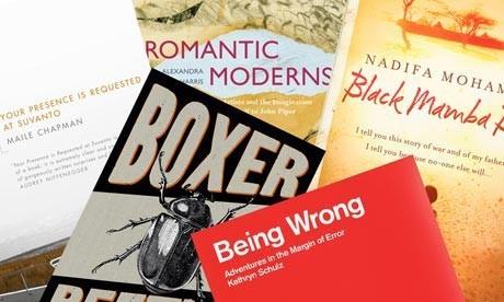 Лучшие книги 2010 года по версии The Guardian