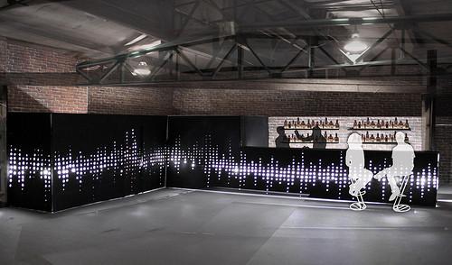 Проект Британской Высшей Школы Дизайна и клуба Avant