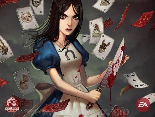 Alice: Madness Returns — Игры на Look At Me