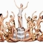 Кайли Миноуг - греческая богиня любви: музыкальные победы и эксклюзивные фотографии